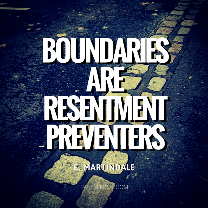 Boundaries-Resentment-Prevent